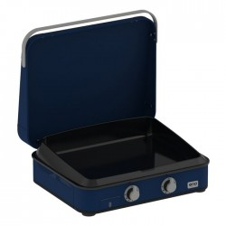 Plancha sign 65 inox & blue...