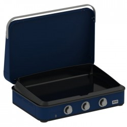 Plancha Sign 80 inox & blue...